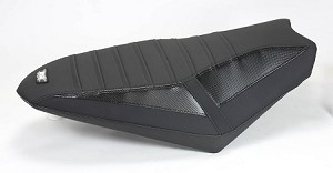 POLARIS PLEATED TOP GRIPPER SEAT COVER