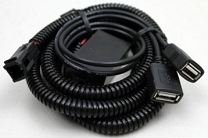 SKI-DOO USB POWER CABLES ( GEN-4 only)