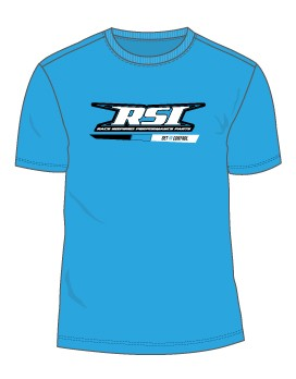 Turquoise with Black RSI Logo